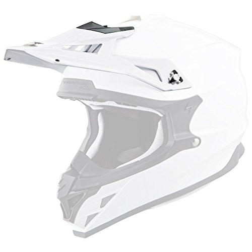 Scorpion Peak Visor Vx-35 Motorcycle Helmet Accessories - Matte Black/One Size by Scorpion (Image #3)