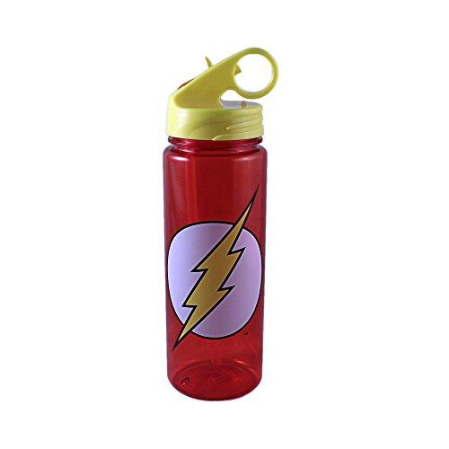 Silver Buffalo FL0164 DC Comics Flash Logo Tritan