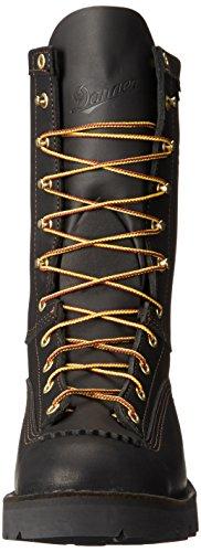 10 Black Men's Leather inch Flashpoint Danner All Boot II Work ztAUxq