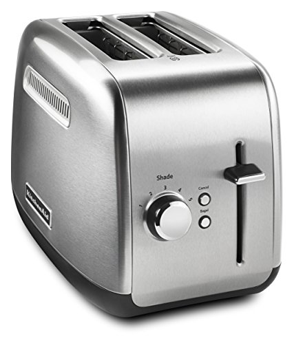 KitchenAid KMT2115SX Stainless Steel Toaster, Brushed Stainless Steel