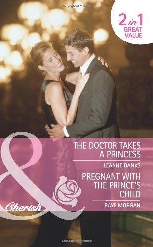 book cover of The Doctor Takes a Princess
