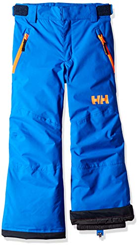 Helly Hansen Jr Waterproof Legendary Snow & Ski Pant, Olympian Blue, Size 14