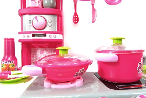 PowerTRC® Cooking Play Set with Lights & Sound