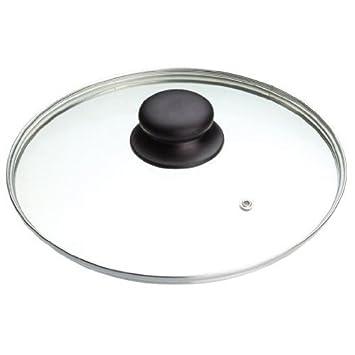 Kitchen Craft Master Class - Tapa de cristal para cacerola/sartén (28 cm): Amazon.es: Hogar