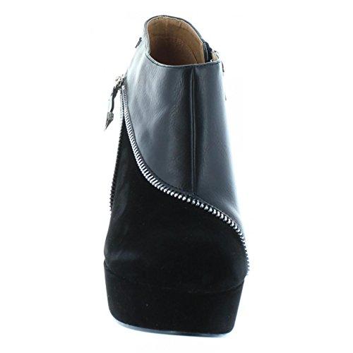 Zapatos de tacón de Mujer MARIA MARE 61015 NAPAL NEGRO