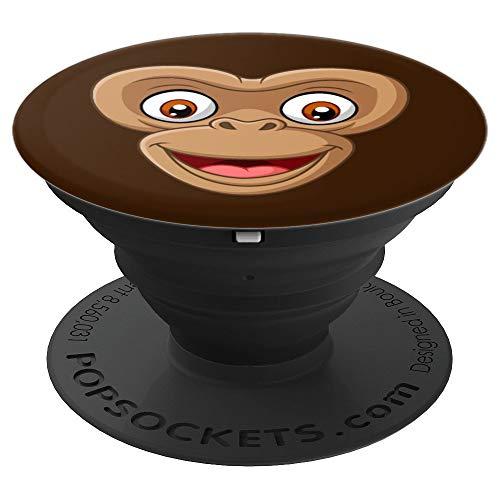 Halloween Monkey Face DIY Easy Costume Kids