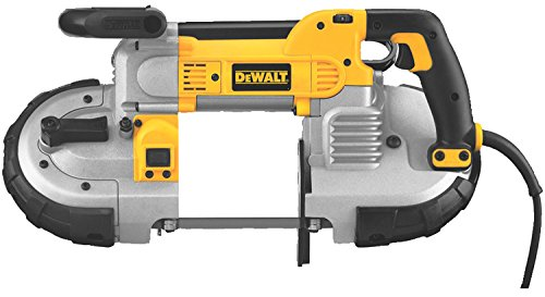 DEWALT Portable Band Saw, Deep Cut, 10 Amp, 5-Inch DWM120