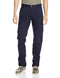 Dockers Men's Athletic Fit Alpha Khaki 0120 Pants