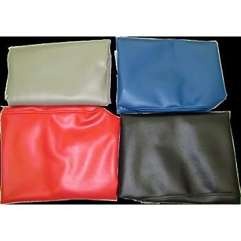 Saddlemen Seat Cover Red for Yamaha Warrior 350 87-05