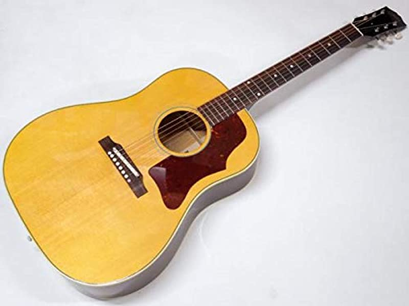 Gibson 1960s J-45 ADJ Light Cherry Sunburst