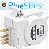 timer for refrigerator - Ultra Durable WR9X483 Defrost Timer Replacement Part by Blue Stars – Exact Fit For GE & Kenmore Refrigerators – Replaces WR09X10130 WR9M418 WR9X10075