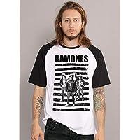 Camiseta Ramones Banda Masculina