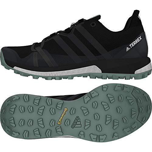 Da negbas Running vercen Agravic Nero Donna gritre Adidas Terrex W Scarpe 000 Trail wqFCIF