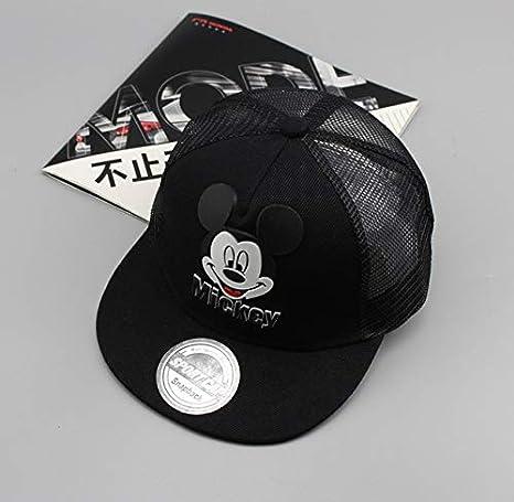 Toddler Baby Boy Girl Baseball Caps Adjustable Snapback Hip-Hop Outdoor Sun Hats