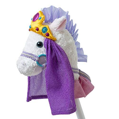Mary Meyer Fancy Prancer 2-Piece Stick Horse, Princess Pony from Mary Meyer