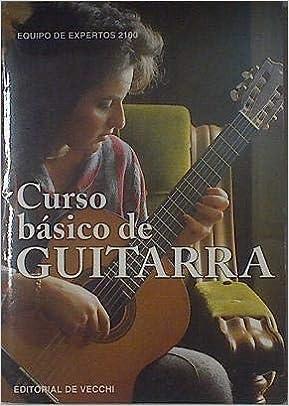 Curso Basico De Guitarra: Amazon.es: Equipo Experto 2100: Libros