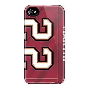 Slim New Design Hard Case For Iphone 4/4s Case Cover - Brj1626XBUS