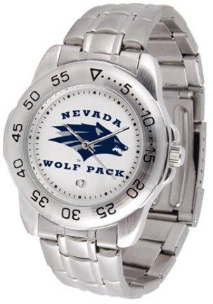 SunTime Nevada Wolf Pack Sport Steel Band Men
