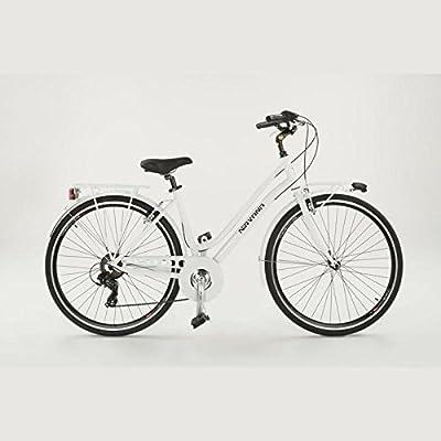 Bicicleta Nirvana velomarche de mujer con marco de aluminio, 6 V ...