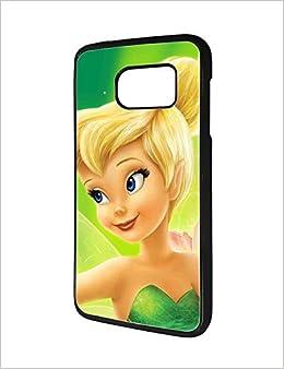 competitive price a9a4f f594c Amazon.com: TinkerBell Samsung Galaxy S7 Case Cartoon Movie- Samsung ...