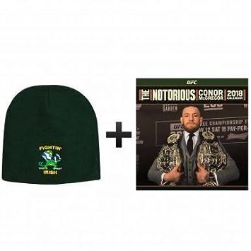 Ufc Calendrier.Fighting Irish Bonnet Et Notorious Conor Mcgregor Ufc 2018