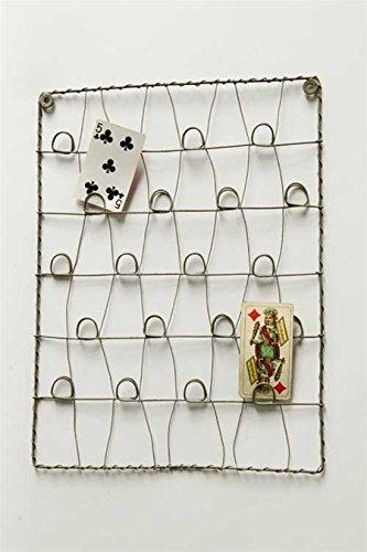 wire card holder - 2