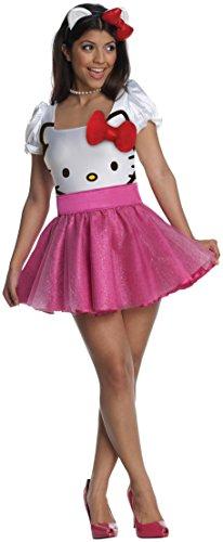 Hello Kitty Costume - Small - Dress Size 6-8 -