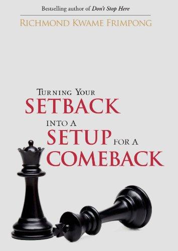A Setback Is A Setup For A Comeback Pdf