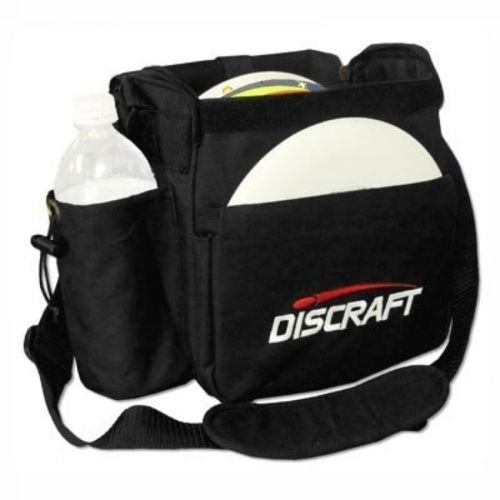 Discraft Weekender Disc Golf Bag, Black, Sports, New by Discraft