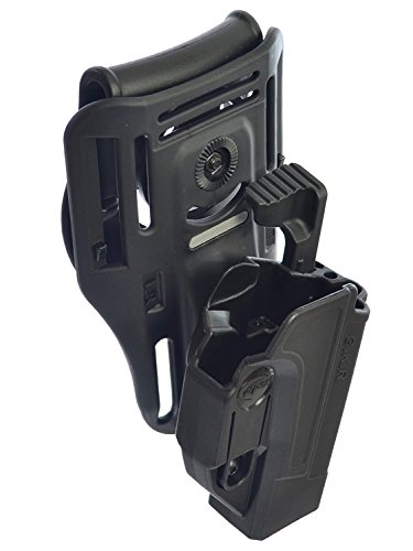 ORPAZ Defense Lowride belt attachment + Tactical Thmub release safety...