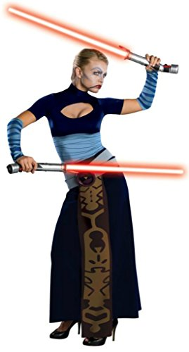 Deluxe Asajj Ventress Adult Costume -