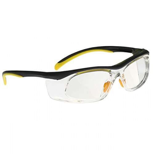Safety Reading Glasses  Full Lens Readers In Plastic Safety