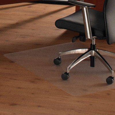 """HJH Office - Tappetino di protezione per il pavimento """"Hamburg"""", dimensioni (A x L x P): 0,2 cm x 120 cm x 150 cm"""