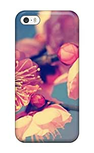 New Arrival Vintage Flower For Iphone 5/5s Case Cover by supermalls