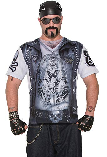 Forum Novelties Adults Men's Bad Gang Biker