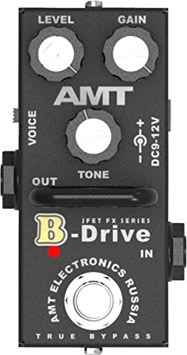 AMT MINI Small Drive Series B-Drive Bogner Style Distortion (Amt Electronics)