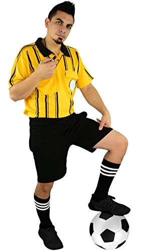 Soccer Referee Jersey - for Soccer Referee Uniforms - By Mato   Hash ... 01f791732