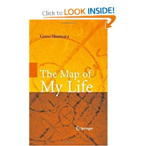 The map of my life Goro Shimura
