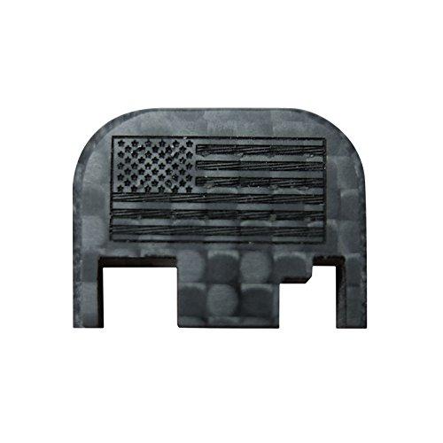 rear slide cover plate glock 19 - 7
