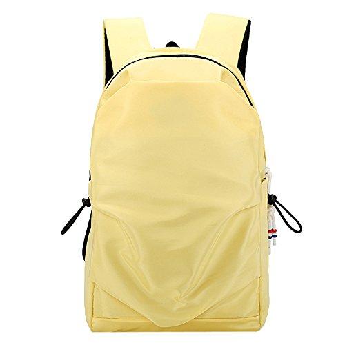 (Laptop Backpacks, PAQOZ Lightweight Foldable Backpack Waterproof Bag Portable Men Women Backpack Travel)