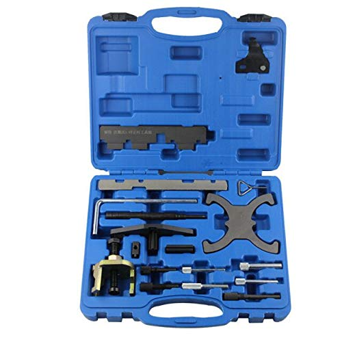 Engine Timing Tool Kit - DPTOOL Engine Timing Tool Kit For Ford Mazda Camshaft & Flywheel Locking Tools 1.4 1.6 1.8 2.0 Di/TDCi/TDDi Engine