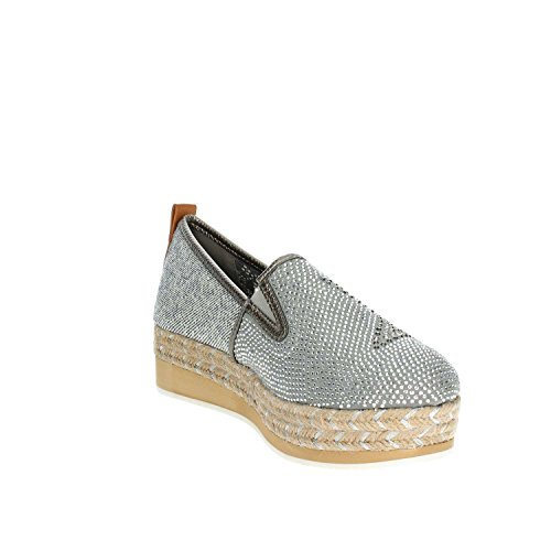 Shaka Sl181510 Femme Sneakers W0004 Gris rUaaqdYB6W