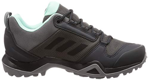 Black grey Mint Mujer Grau core De 0 Senderismo Zapatillas Ax3 Terrex Adidas Para W Gtx clear avq7nwH