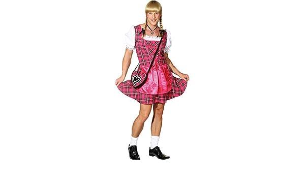 Traje tirolés sexy rosa Vestimenta tradicional alemana para ...