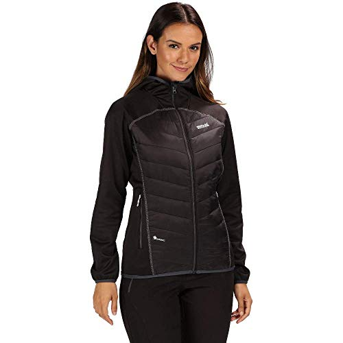 Regatta Damen Andreson Iv Lightweight Insulated and Water Repellent Hybrid Down Jacke