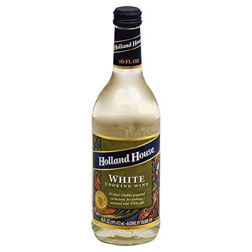 Holland House Cook Wine White (Best White Wine For Cooking)