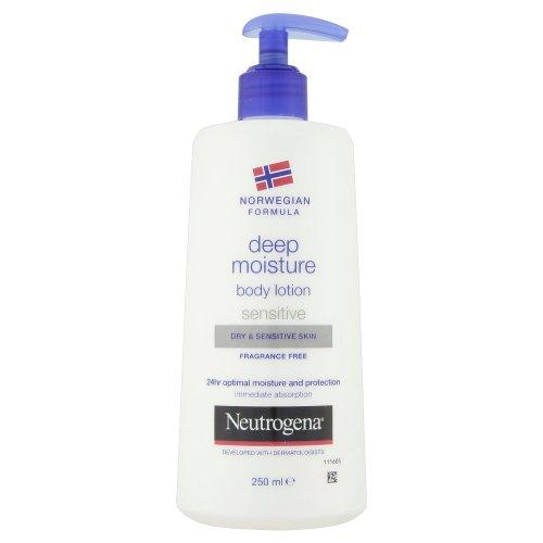 Neutrogena Norwegian Formula Moisture Sensitive