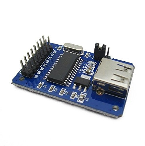 Quickbuying 5 PCS CH376S U Disk Read-Write Module USB Flash Disk NetUSB for Arduino ()