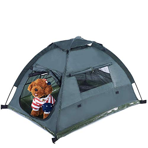 - Pettom Dog Cat Camping Tents 45.3