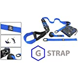 GYMSTUFF G-STRAP (6 COLORS) Suspension Body Fitness Trainer HIGH QUALITY, Resistance Home Gym Fitness Training